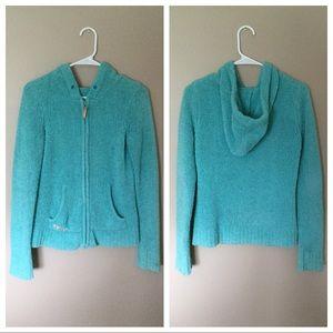 Roxy Turquoise Blue Sweatshirt